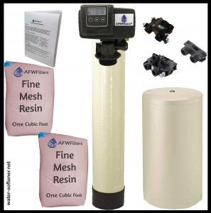 Fleck Iron Pro 2 Combination Water Softener Iron Filter | water-softener.net