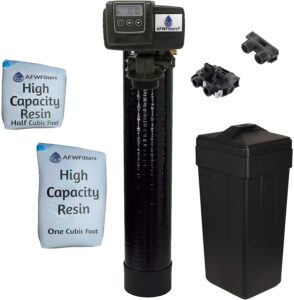 ABC Waters 5600sxt Fleck Softener and Carbon Filter.net