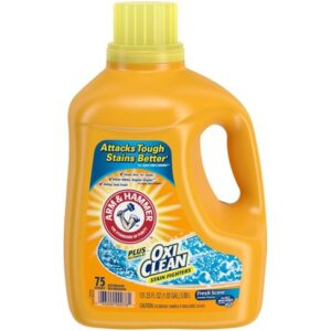 Arm & Hammer OxiClean Detergent.net   Water Softener For Laundry